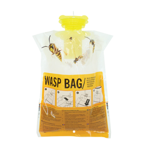 Disposable Wasp Bag from PEST UK