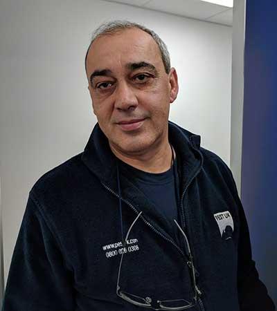 Antonio Lucuta